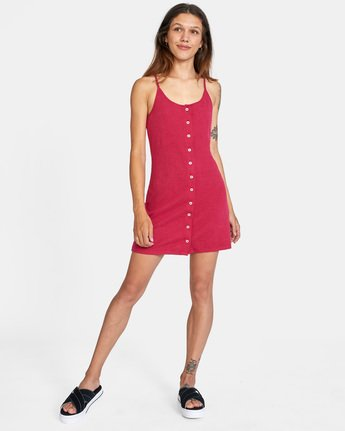 2 Save It Dress  AVJKD00112 RVCA