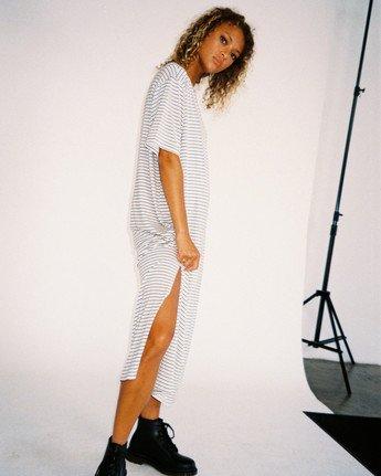 1 Anyday Tee Dress Brown AVJKD00119 RVCA