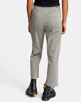 1 BADDER RELAXED FIT PANT  AVJNP00106 RVCA