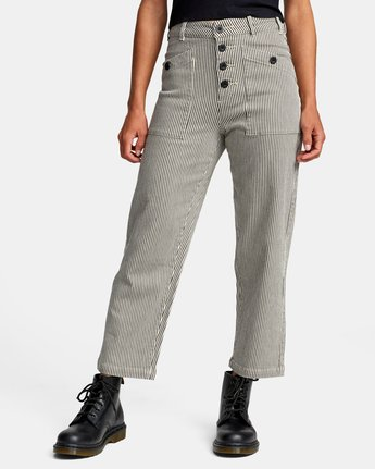 0 BADDER RELAXED FIT PANT  AVJNP00106 RVCA