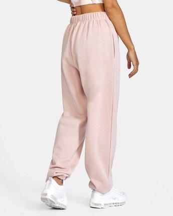 4 Little RVCA Pants Grey AVJNP00129 RVCA