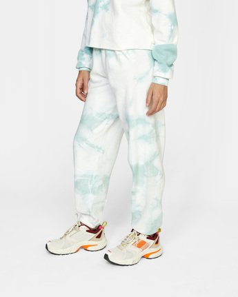 3 BIG RVCA SWEATPANT Blue AVJNP00153 RVCA