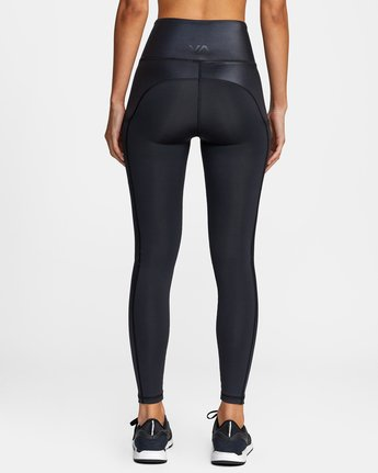 1 SKY HIGH SPORT LEGGING Black AVJNS00105 RVCA