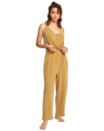 0 SWEET DREAMS JUMPSUIT  AVJOS00101 RVCA