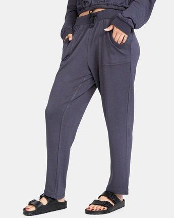 3 Downtown Pants Grey AVJPT00107 RVCA