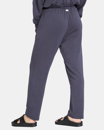 4 Downtown Pants Grey AVJPT00107 RVCA