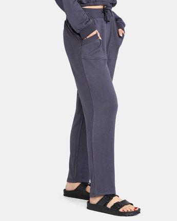 6 Downtown Pants Grey AVJPT00107 RVCA