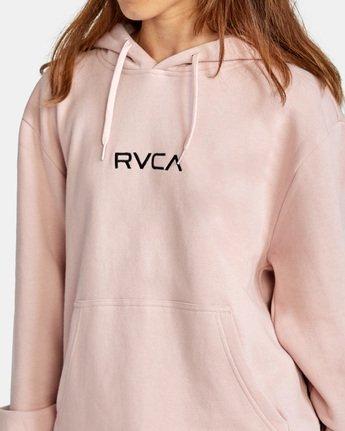 5 Little RVCA Hoodie Grey AVJSF00143 RVCA