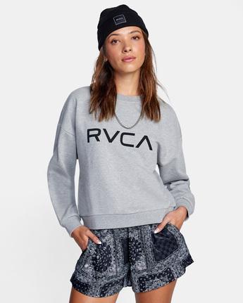 BIG RVCA CREW  AVJSF00157