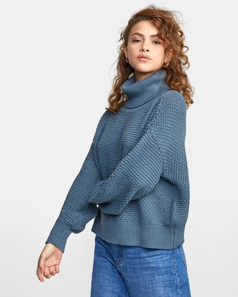 4 BECKETT SWEATER Multicolor AVJSW00104 RVCA