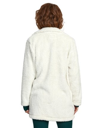 7 OUT OF OFFICE TOP White AVJTO00103 RVCA