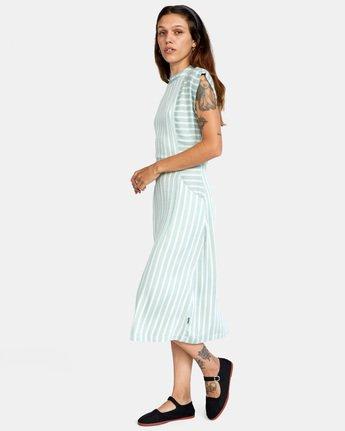 3 Nouveau Dress Blue AVJWD00160 RVCA