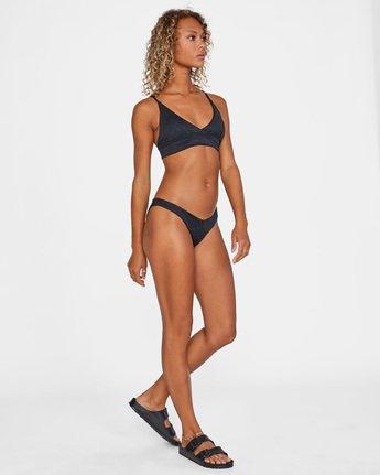 2 Run Wild Crossback Bikini Top White AVJX300173 RVCA