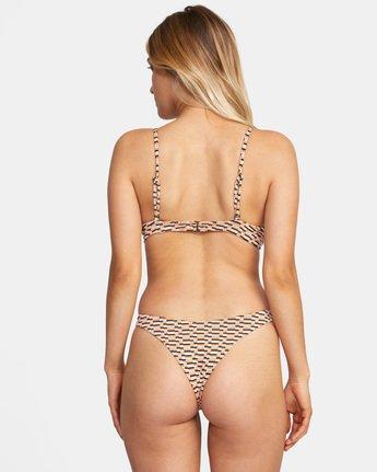 1 Cosmic Way Underwire D-Cup Bikini Top White AVJX300201 RVCA