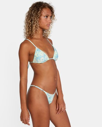 5 Fields Of Dreams French Bikini Bottom Red AVJX400162 RVCA