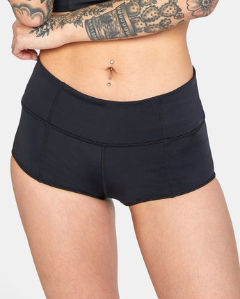 5 VA Essential Cheeky Bottom Black AVJX400176 RVCA