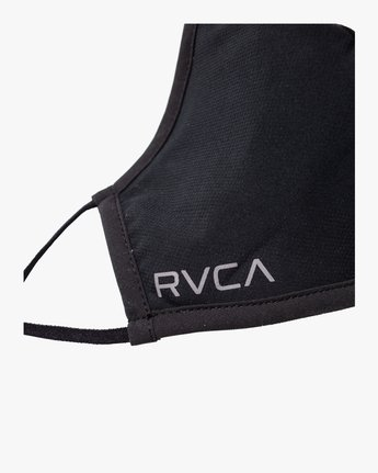 5 YOGGER ADJUSTABLE MASK Black AVYAA00150 RVCA