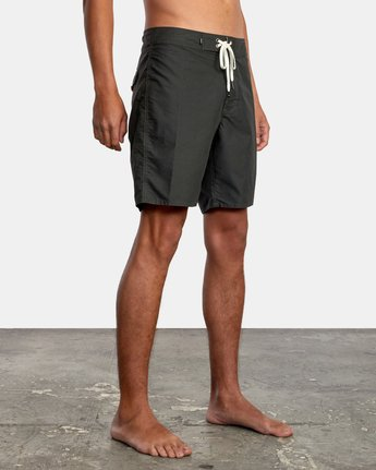 "5 ELDER BOARDSHORT 18"" Black AVYBS00124 RVCA"