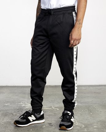 3 NORE TRACK PANT Orange AVYFB00104 RVCA