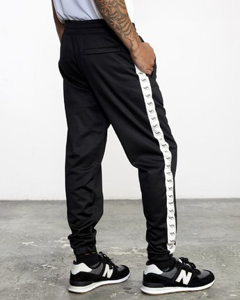 6 NORE TRACK PANT Orange AVYFB00104 RVCA