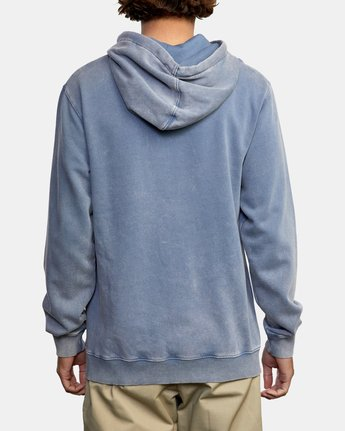2 MINERAL HOODIE Grey AVYFT00111 RVCA