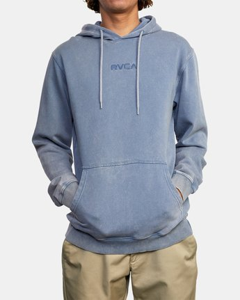 1 MINERAL HOODIE Grey AVYFT00111 RVCA