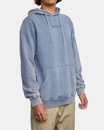 5 MINERAL HOODIE Grey AVYFT00111 RVCA