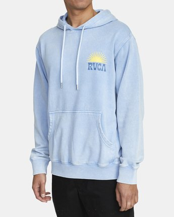 4 SET RISE HOODIE Multicolor AVYFT00124 RVCA