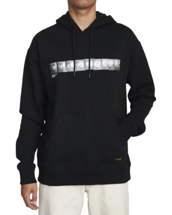 4 BAKERVCA PHOTO HOODIE Black AVYFT00140 RVCA