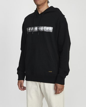 3 BAKERVCA PHOTO HOODIE Black AVYFT00140 RVCA