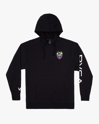 CHITO PATCH HOODIE  AVYFT00256