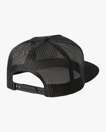 3 BLENDED TRUCKER HAT  AVYHA00110 RVCA