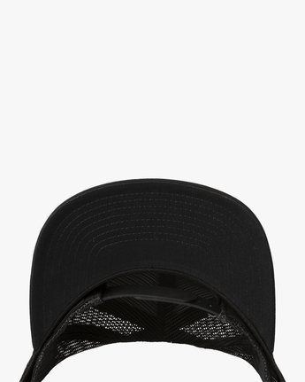 4 BLENDED TRUCKER HAT  AVYHA00110 RVCA