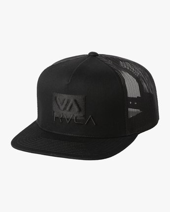 2 BLENDED TRUCKER HAT  AVYHA00110 RVCA