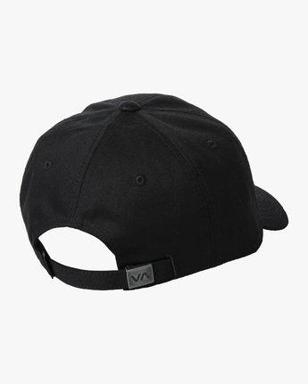 1 BILL CONNORS CAP Black AVYHA00141 RVCA