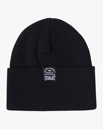 3 EVERLAST X SMITH STREET SPORT BEANIE Black AVYHA00162 RVCA
