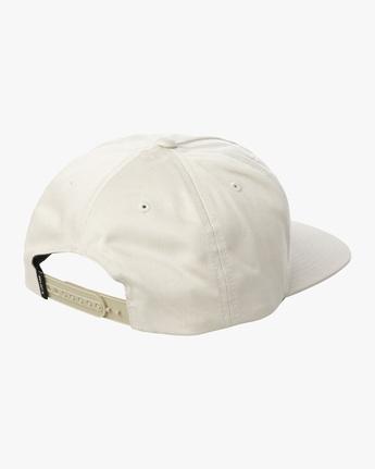 1 Souvenir Claspback Hat Beige AVYHA00199 RVCA