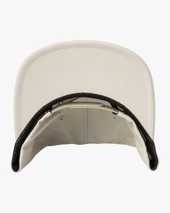 3 Souvenir Claspback Hat Beige AVYHA00199 RVCA