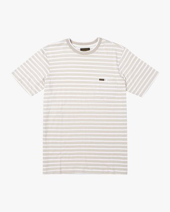 BAKER STRIPED SS  AVYKT00111