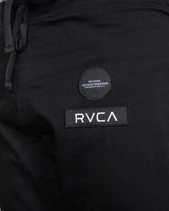 12 RVCA X Bedwin X Shoyoroll Gi Black AVYNP00112 RVCA