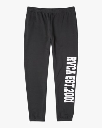 0 Heavyweight Sweatpant Black AVYNP00113 RVCA