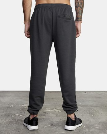 2 Heavyweight Sweatpant Black AVYNP00113 RVCA