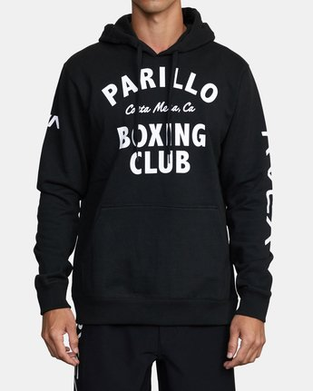 PARILLO BOXING CLUB PO FLEECE  AVYSF00105