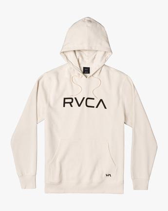 BIG RVCA HOODIE  AVYSF00143