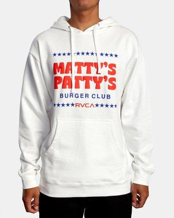 MATTYS PATTYS BURGER CLUB HOOD  AVYSF00177