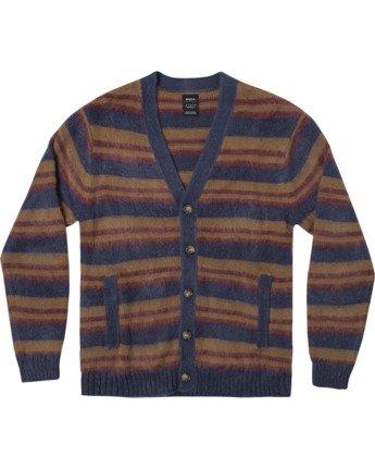 0 NOAH CARDIGAN sweater  AVYSW00100 RVCA
