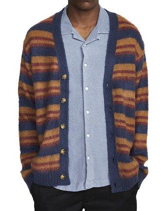 4 NOAH CARDIGAN sweater  AVYSW00100 RVCA