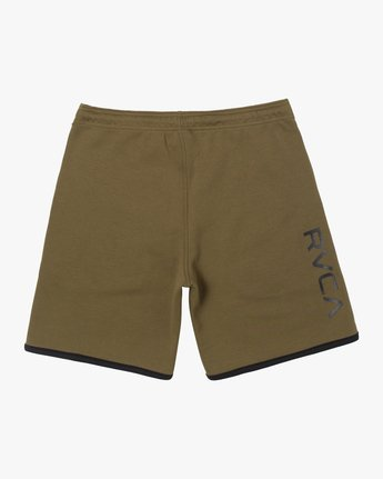 "1 VA SPORT IV SWEAT SHORT 19"" Green AVYWS00135 RVCA"