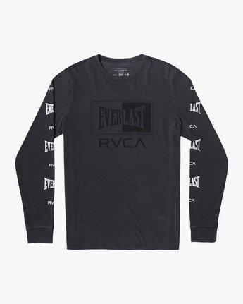 RVCA X EVERLAST BOX LS  AVYZT00288