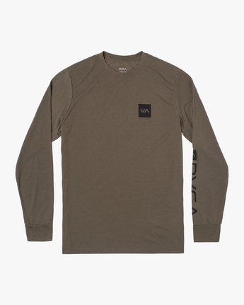 RVCA REVERTED LS  AVYZT00303
